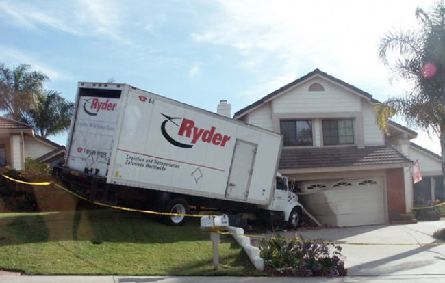 19 epic moving fails that boggle the mind for Moving home pictures