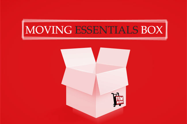 """How to Pack a """"Moving Essentials Box"""" Before Your Move"""