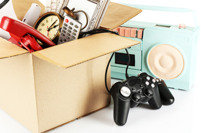 How to Know What to Toss When Moving Out
