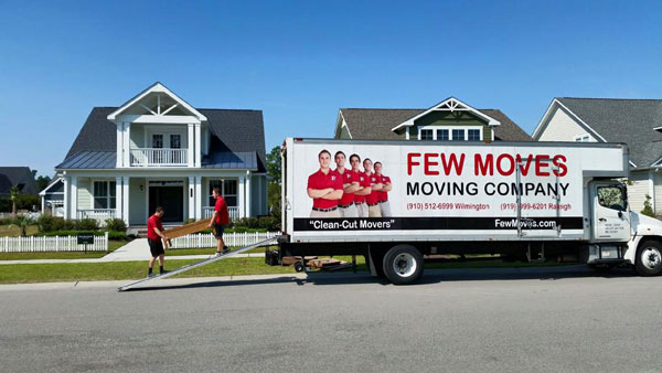 How Much Does Furniture Storage Cost Few Moves Moving Company In Wilmington Nc Raleigh Nc