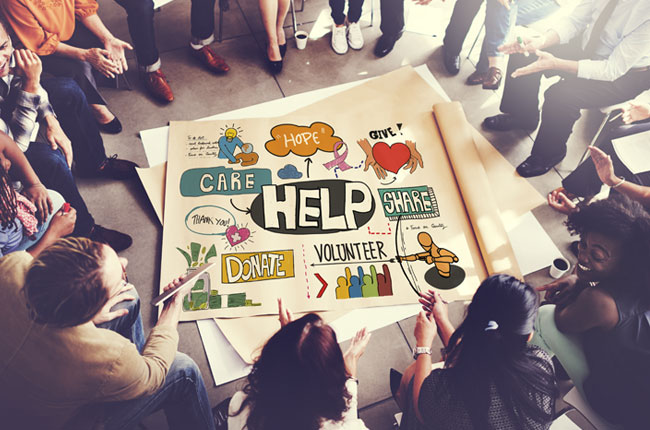 8 Inventive Ways to Give Back in Your New Community