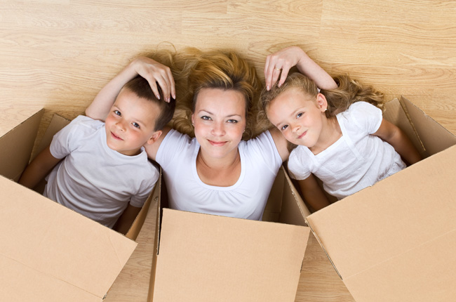 Tips for Moving Long Distance with Kids